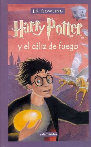 HARRY POTTER Y EL CALIZ DE FUEGO          (EMPASTADO)