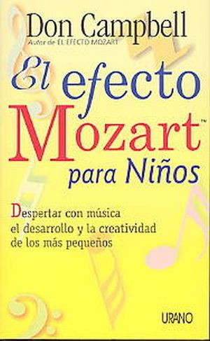 EFECTO MOZART PARA NIÑOS, EL