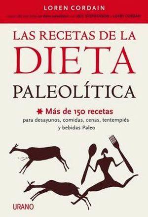 RECETAS DE LA DIETA PALEOLITICA, LAS