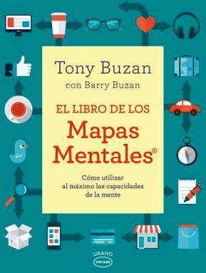 LIBRO DE LOS MAPAS MENTALES          (VINTAGE)
