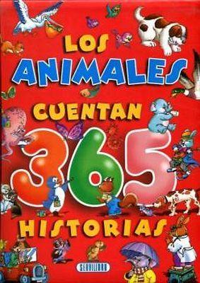 ANIMALES CUENTAN 365 HISTORIAS, LOS