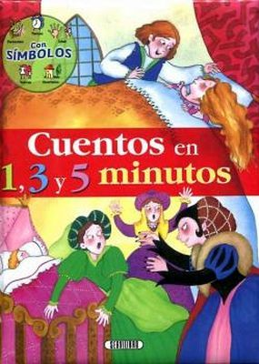 CUENTOS EN 1, 3 Y 5 MINUTOS  (ROJO)