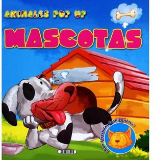 MASCOTAS       -ANIMALES POP UP-