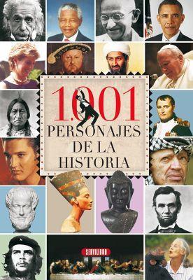 1001 PERSONAJES DE LA HISTORIA           (EMP.)
