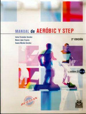 MANUAL DE AEROBIC Y STEP C/CD
