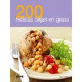 200 RECETAS BAJA EN GRASA