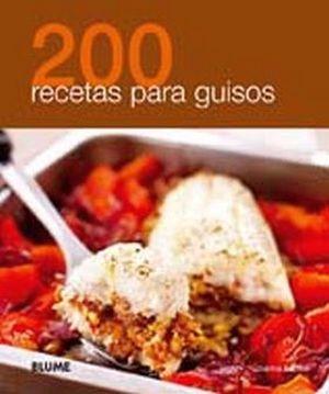 200 RECETAS PARA GUISOS