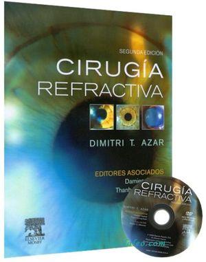 CIRUGIA REFRACTIVA C/DVD 2ED.