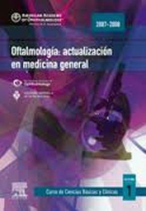 OFTALMOLOGIA: ACTUALIZACION EN MEDICINA GENERAL 2007-2008