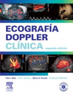 ECOGRAFIA DOPPLER CLINICA C/CD 2ED.