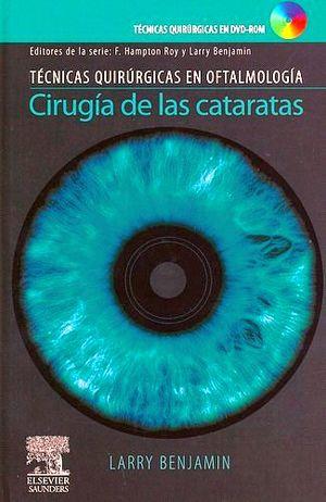 CIRUGIA DE LAS CATARATAS C/DVD