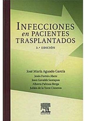 INFECCIONES EN PACIENTES TRASPLANTADOS 3ED.