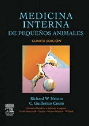 MEDICINA INTERNA DE PEQUEÑOS ANIMALES 4ED.