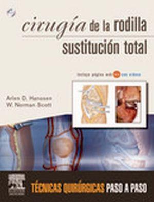 CIRUGIA DE LA RODILLA (SUSTITUCION TOTAL C/DVD)