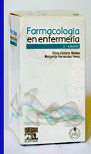 FARMACOLOGIA EN ENFERMERIA 3ED.