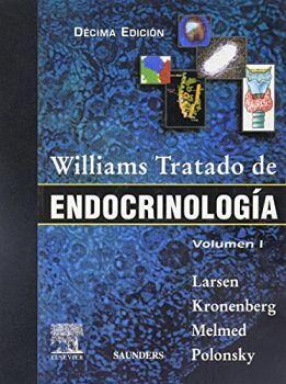 WILLIAMS TRATADO DE ENDOCRINOLOGIA 10ED. 2VOLS