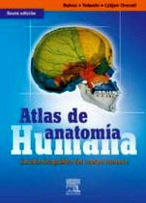 ATLAS DE ANATOMIA HUMANA 6ED. (ESTUDIO FOTOGRAFICO DEL CUER