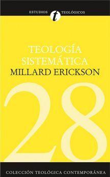 TEOLOGIA SISTEMATICA                 (ESTUDIOS TEOLOGICOS 28/EMP)