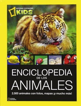 ENCICLOPEDIA DE LOS ANIMALES              (EMPASTADO)