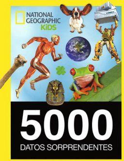 5000 DATOS SORPRENDENTES                  (EMPASTADO/RBA)