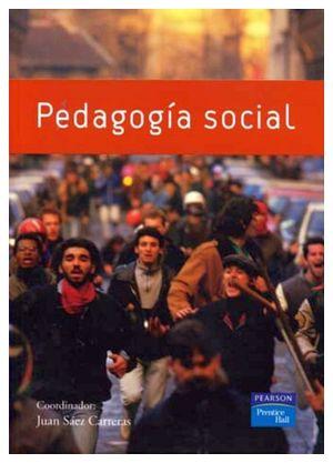 PEDAGOGIA SOCIAL