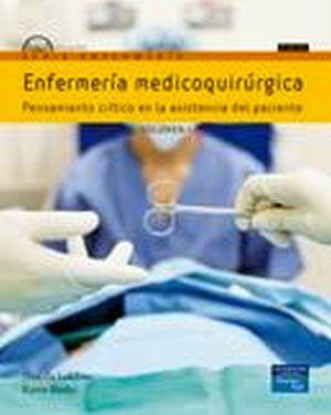 ENFERMERIA MEDICOQUIRURGICA VOL.I 4ED. C/DVD.