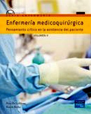 ENFERMERIA MEDICOQUIRURGICA VOL.II 4ED. C/DVD.