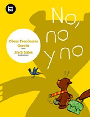 NO, NO Y NO