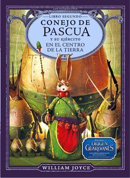 CONEJO DE PASCUA Y SU EJERCITO EN EL CENTRO DE LA TIERRA (2)