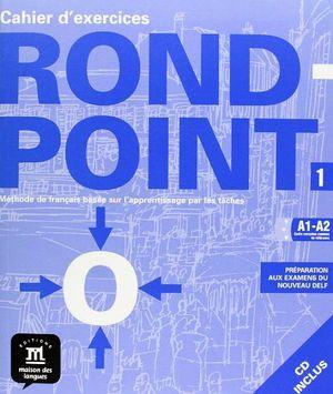 ROND POINT 1 (CUADERNO & CD)