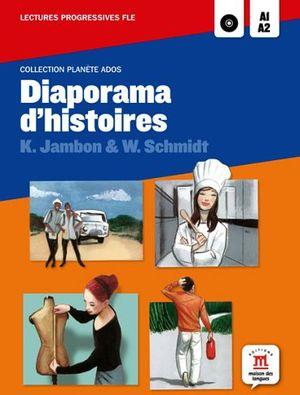 DIAPORAMA D'HISTOIRES C/CD (COL.PLANETE ADOS)