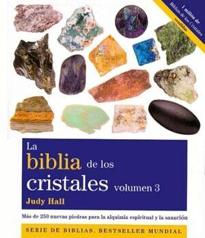 BIBLIA DE LOS CRISTALES, LA  (VOL.3)