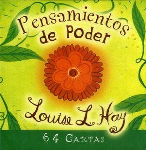 PENSAMIENTOS DEL PODER (CON 64 CARTAS)