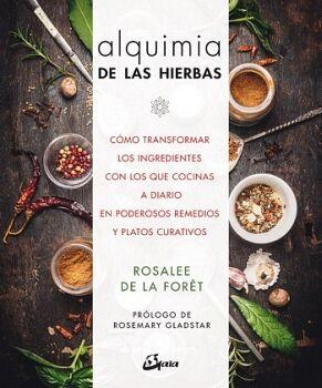 ALQUIMIA DE LAS HIERBAS
