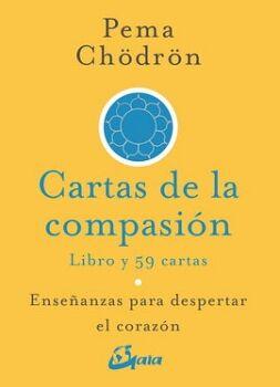 CARTAS DE COMPASION -ENSEÑANZAS PARA DESPERTAR- (LIBRO/59 CARTAS)