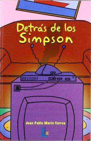 DETRAS DE LOS SIMPSONS