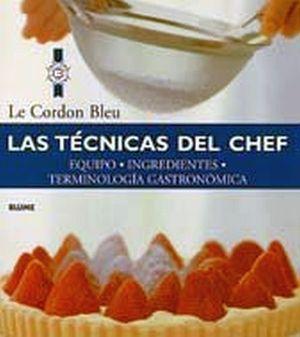 TECNICAS DEL CHEF, LAS