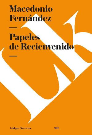 PAPELES DE RECIENVENIDO