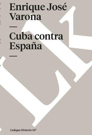 CUBA CONTRA ESPAÑA