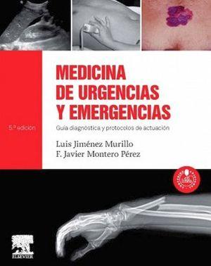 MEDICINA DE URGENCIAS Y EMERGENCIAS 5ED.