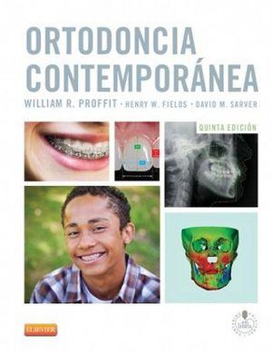 ORTODONCIA CONTEMPORANEA 5ED.