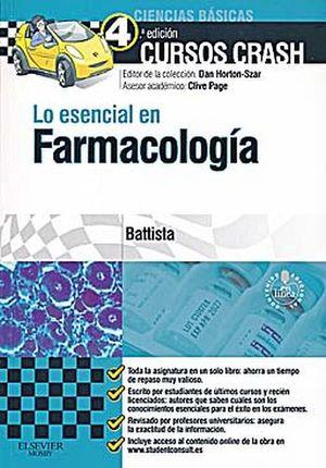 MCC: LO ESENCIAL EN FARMACOLOGIA 4ED.