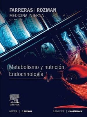 MEDICINA INTERNA METABOLISMO Y NUTRICION -ENDOCRINOLOGIA- 17ED