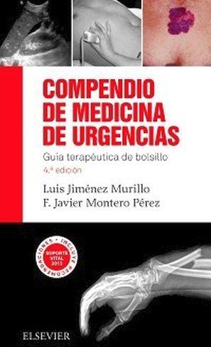 COMPENDIO DE MEDICINA DE URGENCIAS 4ED.