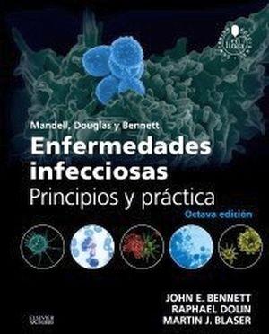 ENFERMEDADES INFECCIOSAS 8ED. -PRINCIPIOS Y PRACTICA- (2VOL)
