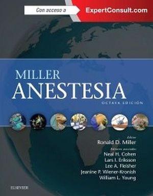 ANESTESIA 2VOLS. + EXPERT CONSULT 8ED.