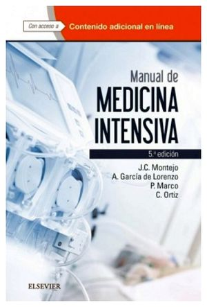 MANUAL DE MEDICINA INTENSIVA 5ED.
