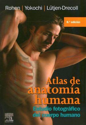 ATLAS DE ANATOMIA HUMANA 8ED.