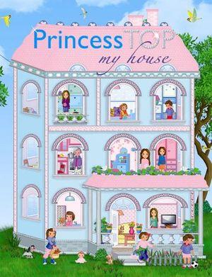 PRINCESS TOP -MY HOUSE- (TECHO ROSA/CASA VERDE)            (ROSA)