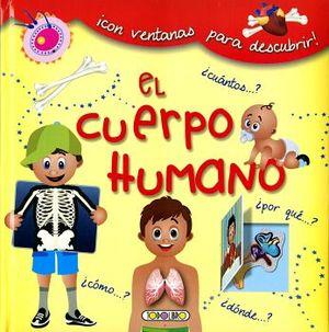 CUERPO HUMANO, EL          (AMARILLO/CON VENTANAS PARA DESCUBRIR)